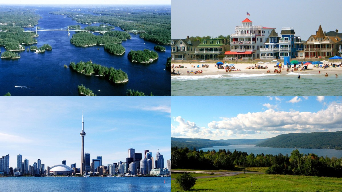 4 Road Trips To Take ThisSummer